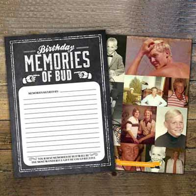 80 years of Memories