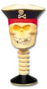 pirate goblets