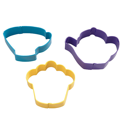 tea party cookie cutter