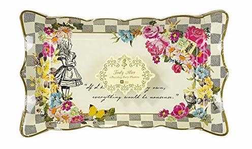 alice in wonderland tray