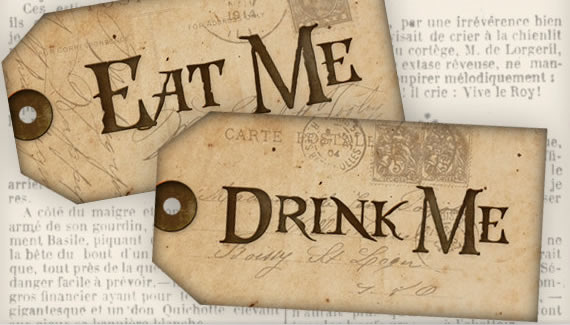 eat me tags