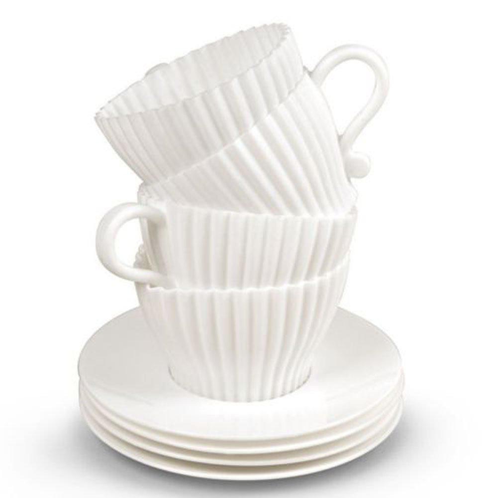 tea cup molds
