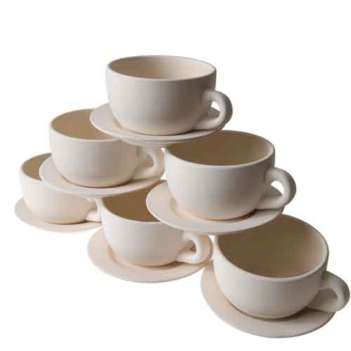 decorate a teacup