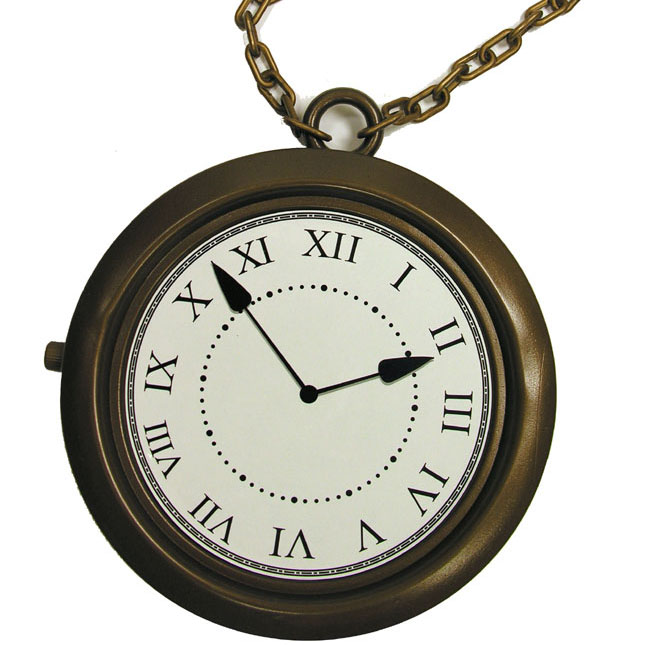 giant pocket watch