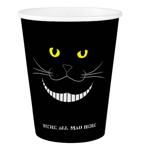 cheshire at party cups