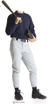 baseball stand up