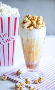 cracker jack milkshake