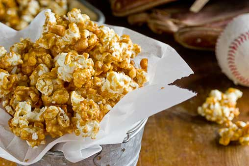 cracker jack recipe