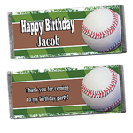 baseball candy bar