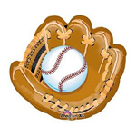 baseball glove balloon