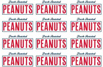 peanut labels