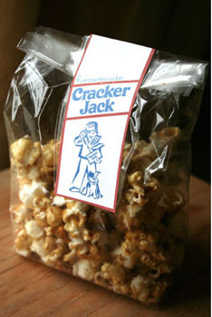 homemade cracker jacks