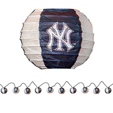 baseball string lanterns