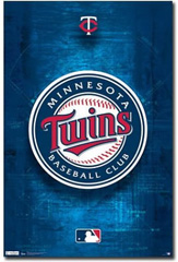 baseball logo posters