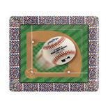 baseball platter