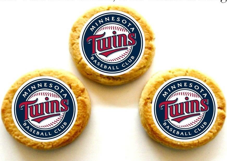 baseball team cookies