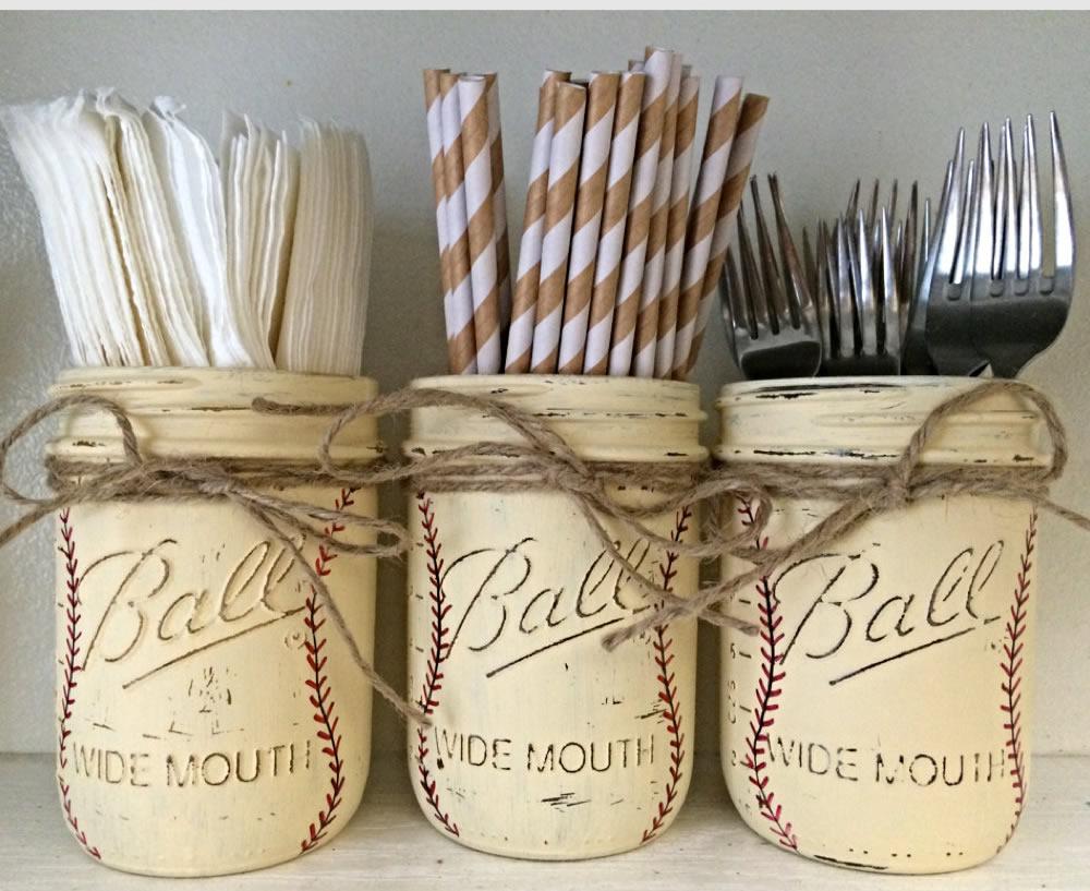 baseball jars