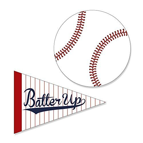 baseball cut outs
