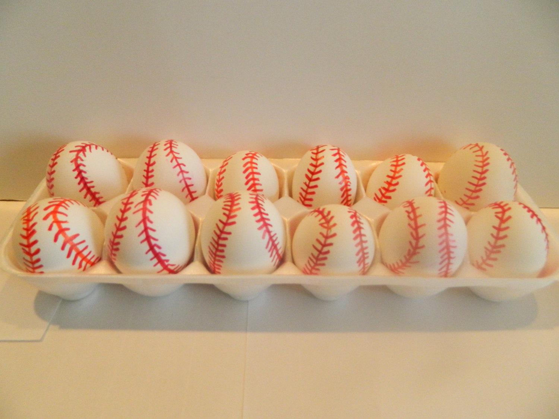 baseball cascarones