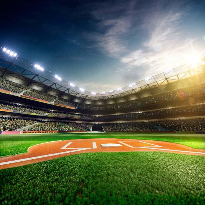 baseball backdrop