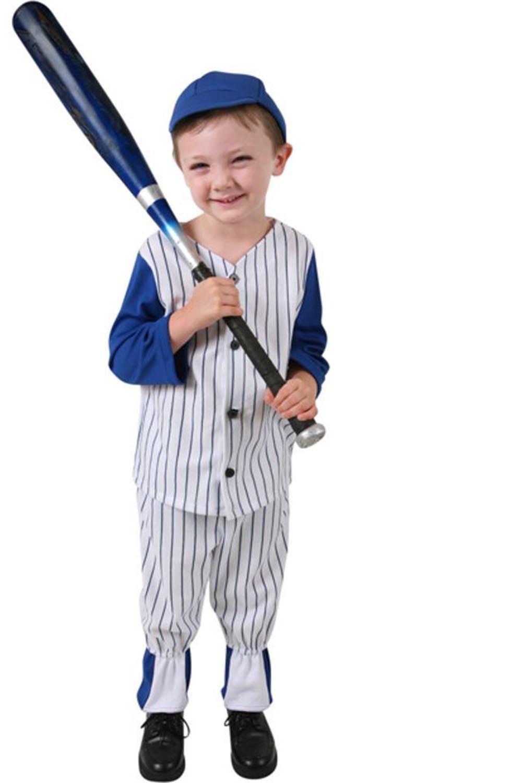 kids baseball costume