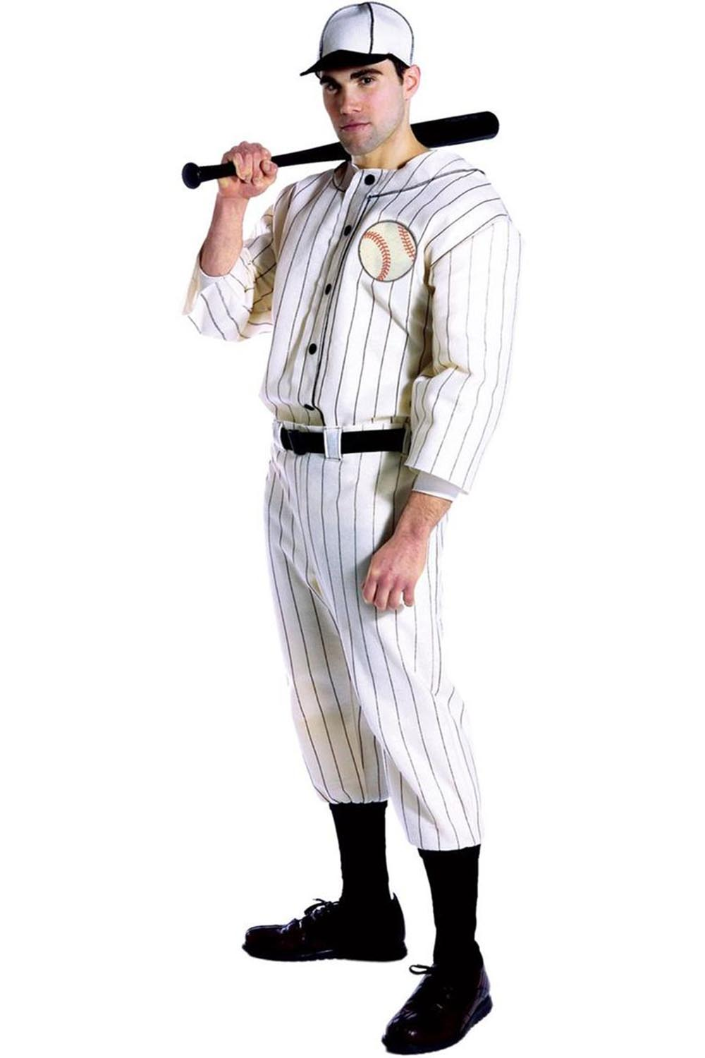 adult baseball costume