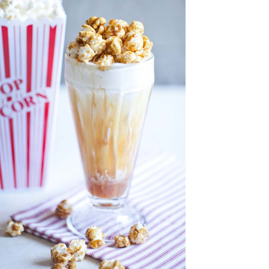 cracker jacks milkshake
