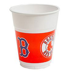 baseball team cups