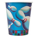bowling party cups