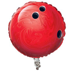 bowling ball balloon