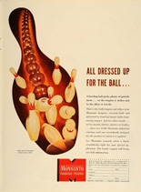 vintage bowling posters
