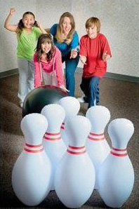 home bowling set