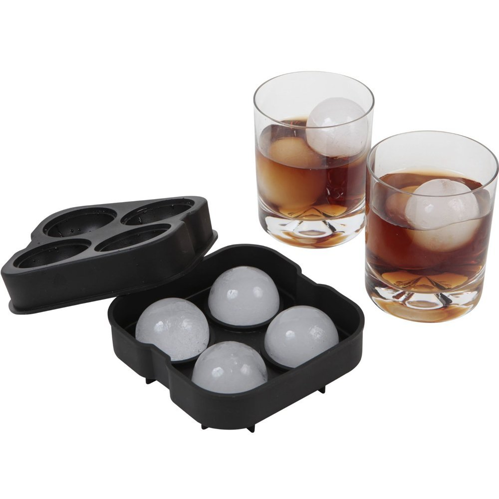 bowling ice mold