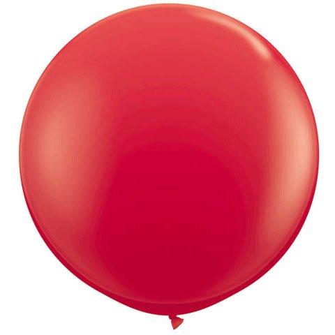 huge round balloons