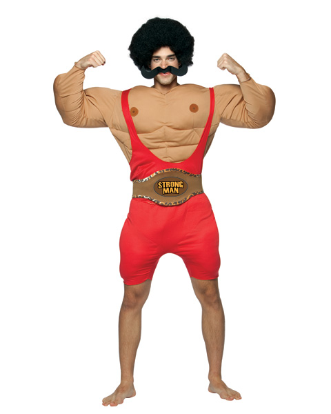 strong man costume