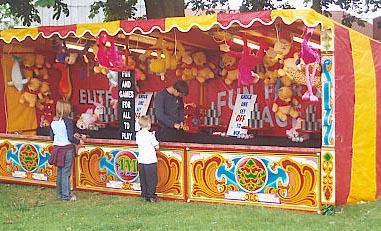 carnival side stalls