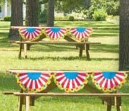 carnival bunting