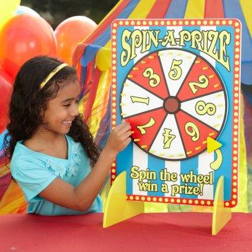 carnival spinner