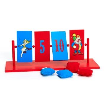 knock em down game