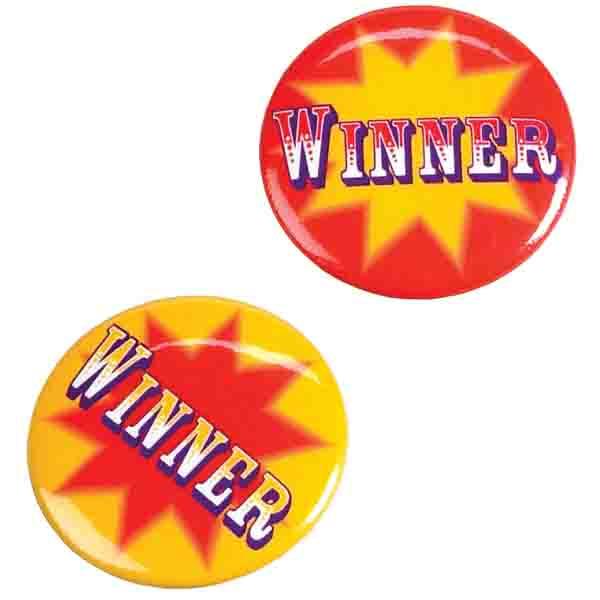 winner buttons