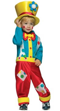 kids clown costumes