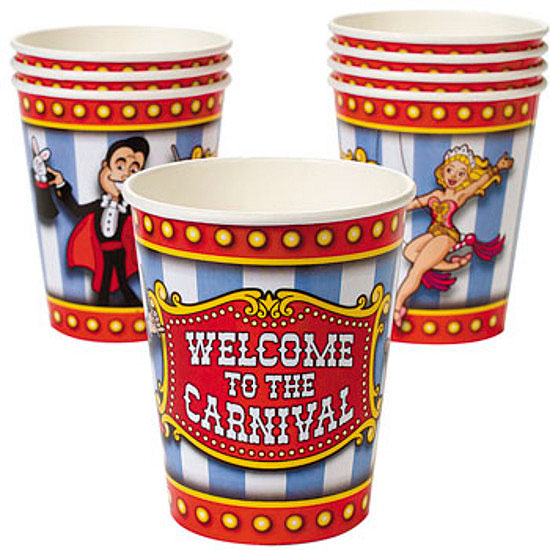 carnival cups