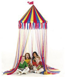 big top party tent