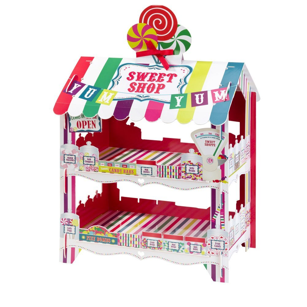 candy treat stand