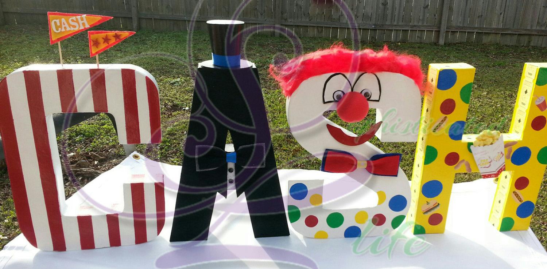 carnival letters