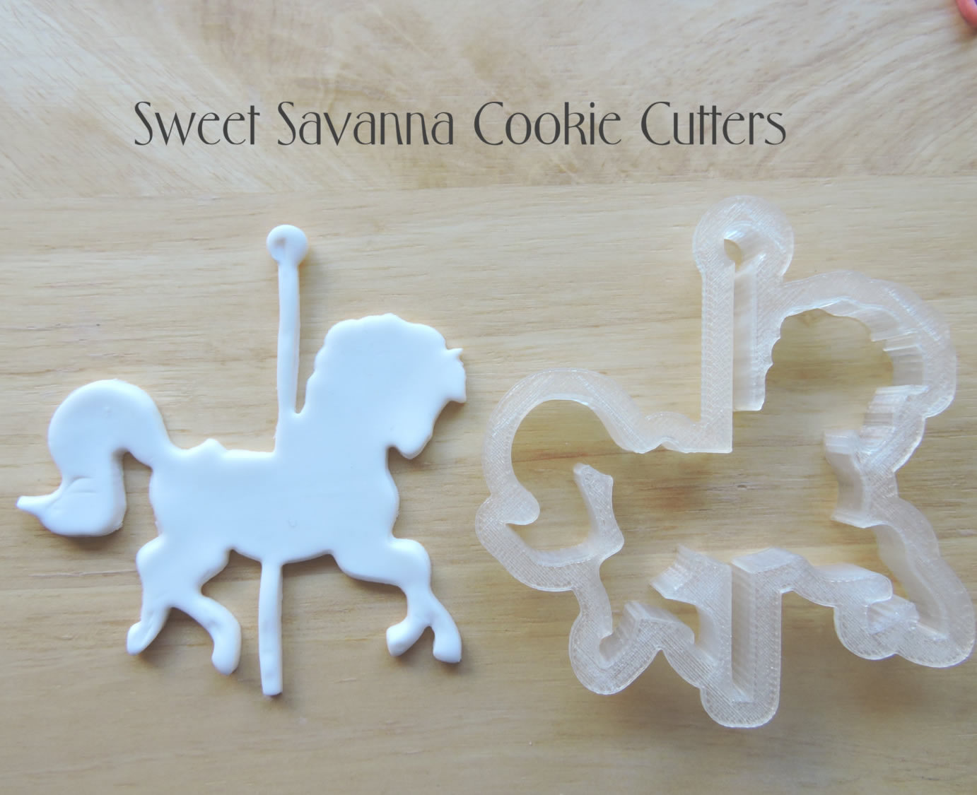 carnival cookie cutter