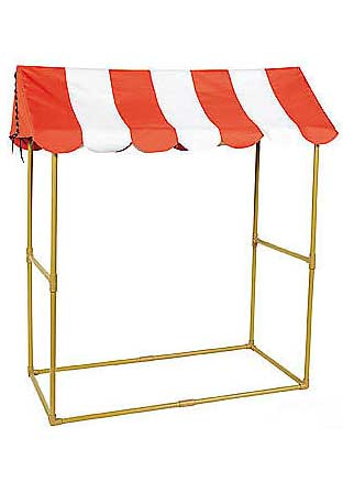 big top tabletop tent