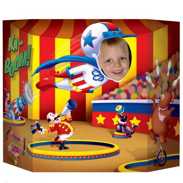 Carnival Photo Board