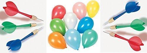 dart balloons