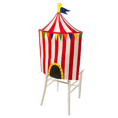 carnival chair covers